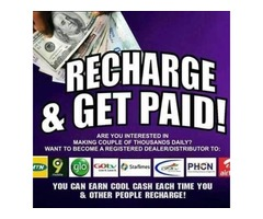 RECHARGE AND GET PAID LTD