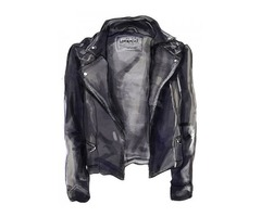 DESIGN YOUR OWN LEATHER JACKET