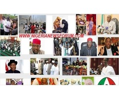 WWW.NIGERIANEWSFOORUM Nigeria News Forum, Nigeria Breaking News!