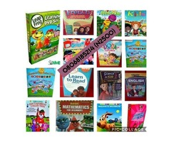 CHILDREN EDUCATIONAL DVDS