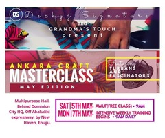 Ankara Craft MasterClass