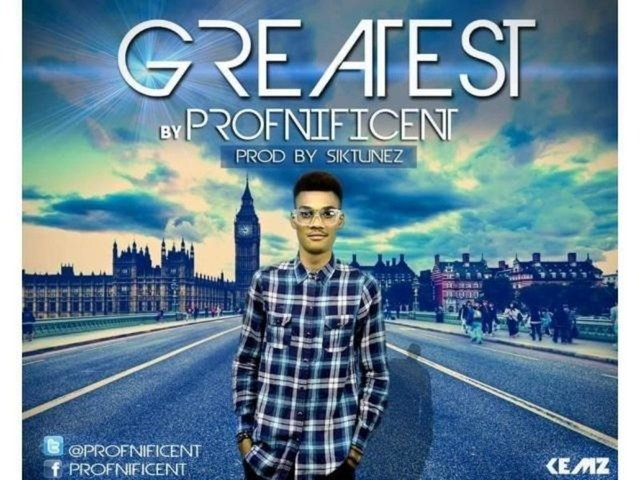 Greatest by Profnificent - 1/1