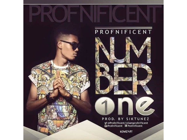 Profnificent - Number-One - 1/1