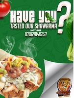 Best Shawama in town