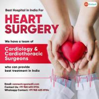 Know the best hospital and the Cost of Heart Surgery in India