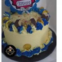 Affordable celebration cake